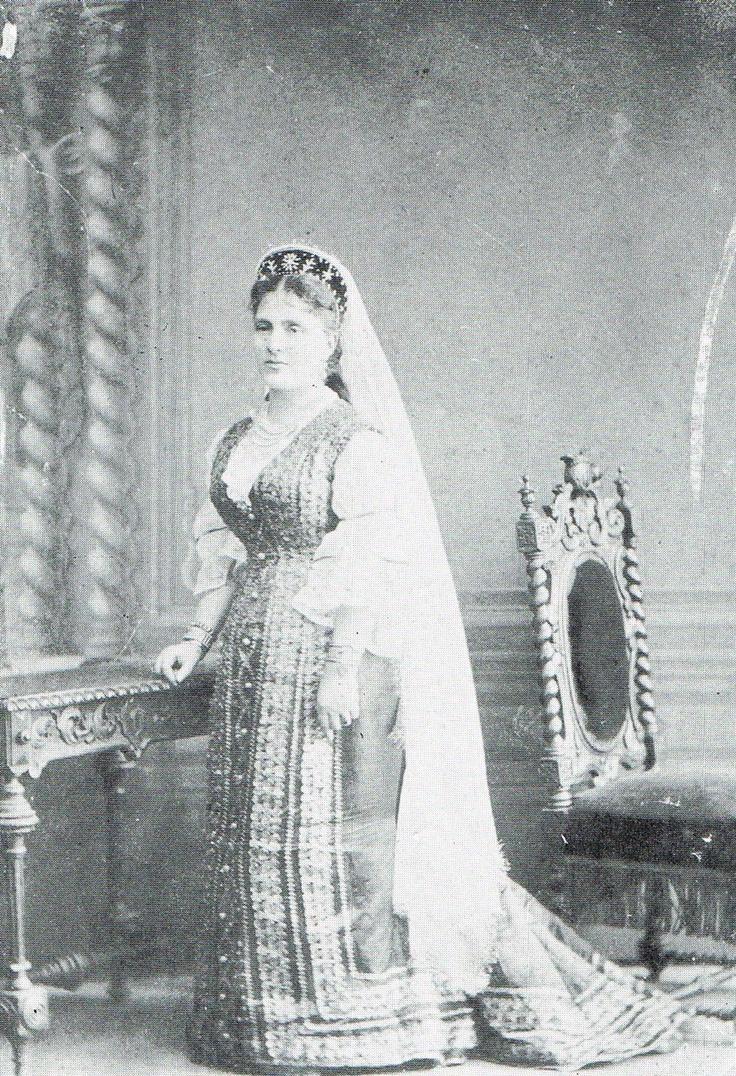 Vera Vassilievna Kolotinsky, nee Pouchiloff