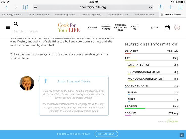 "This is the first of many reviews of cooking blogs and websites that one might want to keep in their arsenal for cooking when going through cancer. It's called 'Cook for Your Life' www.cookforyourlife.org.  I stumbled on this website in the first weeks of my diagnosis. It is produced by Ann Ogden Gaffney, a former... <a href=""http://www.chicagonow.com/foodie-journey-cancer/2017/06/sometimes-you-need-a-good-resource-cookf..."