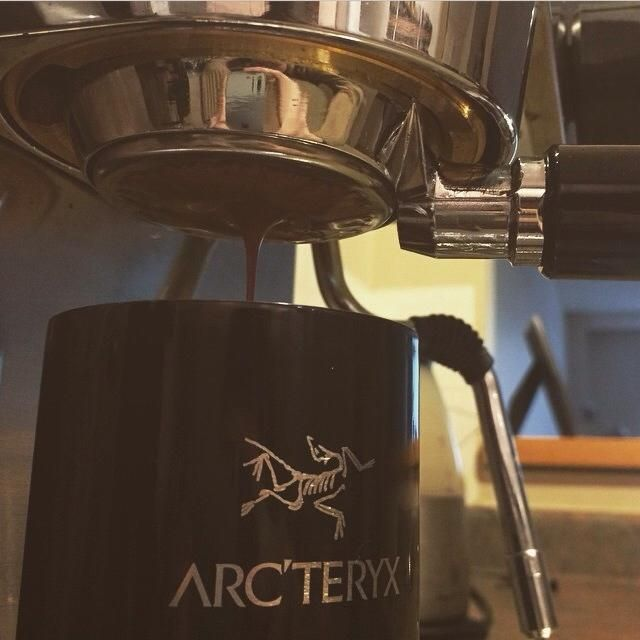Doppio X Espresso Mornings.