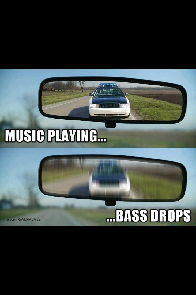 I Can T Handle Car Bass