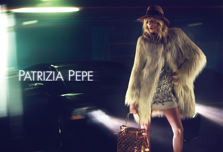 Patrizia Pepe is delighted to present first images from the new Fall/Winter 2012 Advertising Campaign, shot in London by photographers, Mert & Marcus.