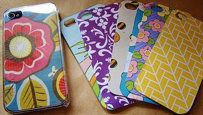 DIY iphone covers!
