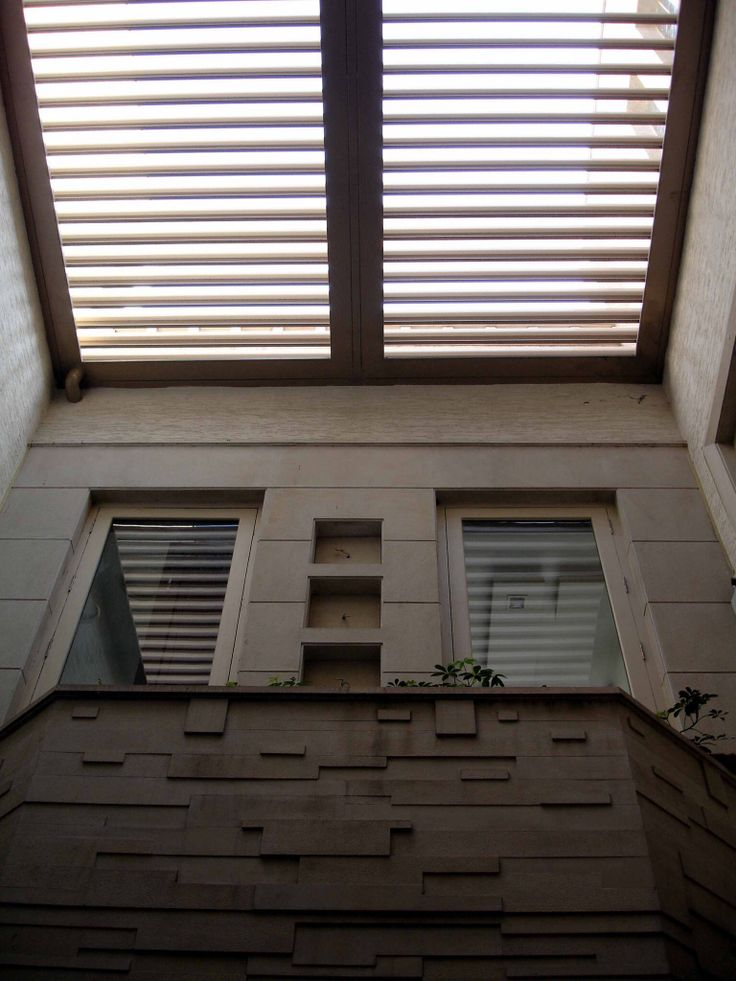 Louvered roofing solution