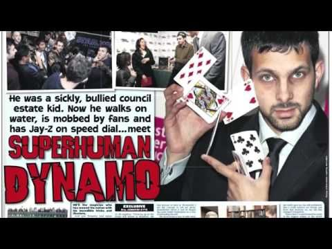 Dynamo Magician Assisted by Demons_Jinns [Concrete Proof]