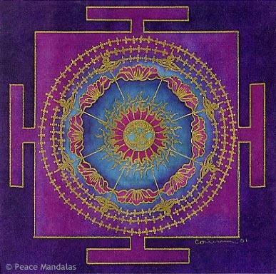 Tibetan Peace Mandala