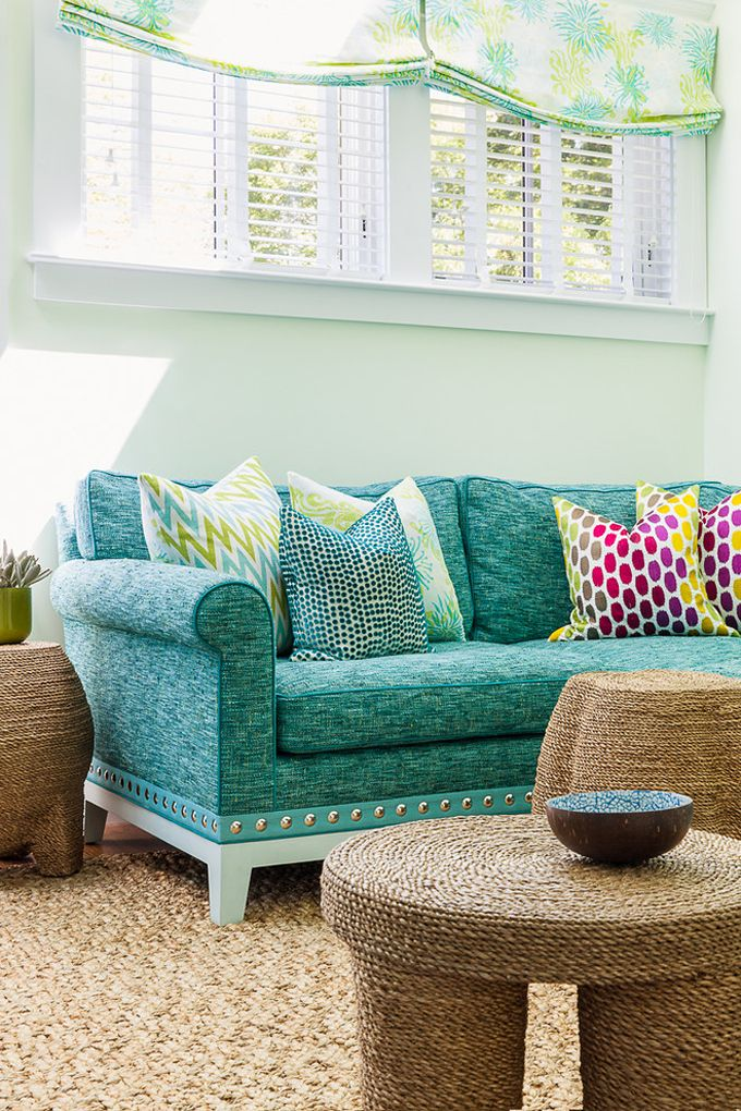 25 best ideas about turquoise sofa on pinterest turquoise couch teal sofa inspiration and - Turquoise sofa ...