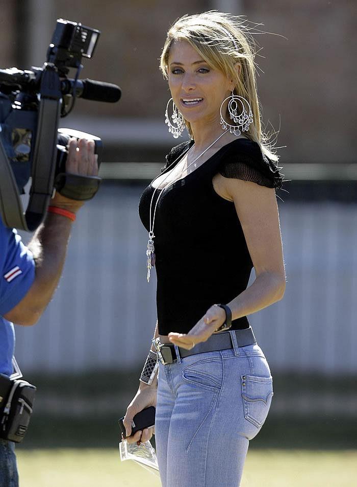 Инес Сайнс - корреспондент американских телеканалов в Мексике