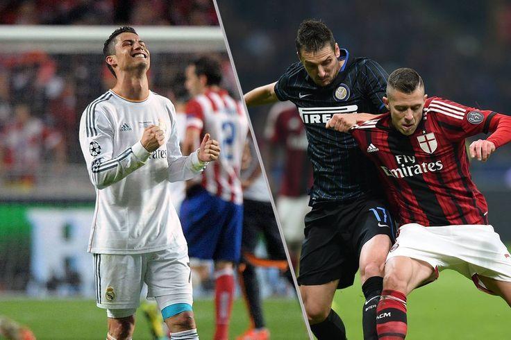 Ehre, Prestige und Pathos http://web.de/magazine/sport/fussball/champions-league/champions-league-viertelfinale-wichtigsten-fussball-derbys-welt-check-30573584