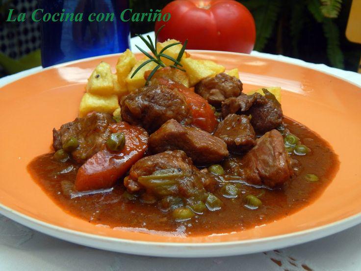 La Cocina con Cariño: ESTOFADO IRLANDÉS DE CERDO