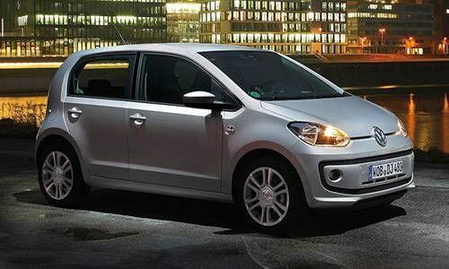 #Volkswagen #Up!5puertas.  El coche para la gran ciudad. Garantize una gran comodidad en un espacio reducido.