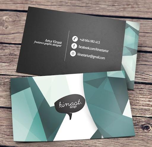 Dacreativo: tarjetas de presentación
