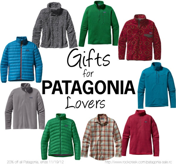 What's your favorite? Get it now 20% off all Patagonia: http://www.rockcreek.com/patagonia-sale.rc