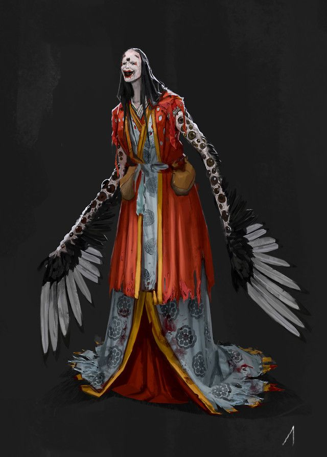 Pin by Jeo on Legend of the Cryptids   Art, Asian art