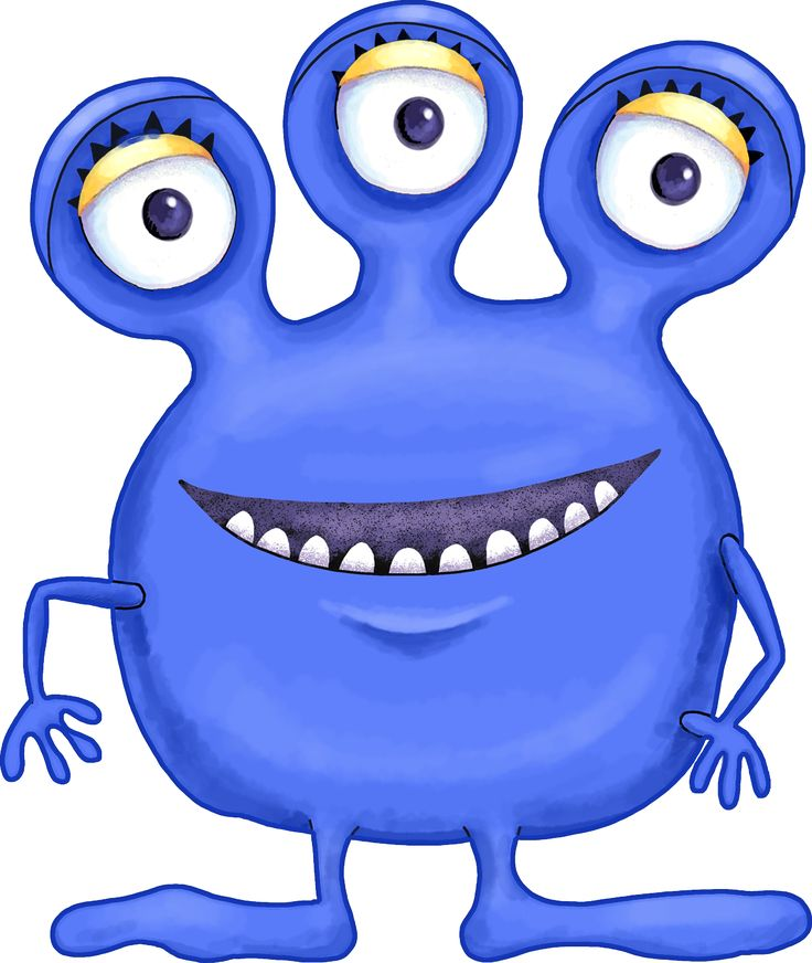 FREE_Blue-II-Monster.png 1,197×1,419 pixels
