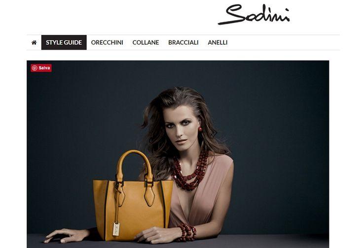 Sodini Bijoux lancia il nuovo e-commerce: 50 anni di moda ora online!