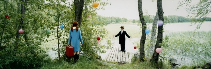 A fantastic photo by one of my favourite Swedish photographers, Denise Grünstein.