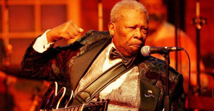 Fotos: Relembre momentos do guitarrista de blues B.B.King - - UOL Entretenimento