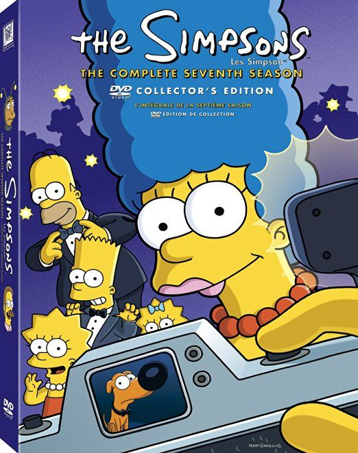 Simpsons Season 7 - second half of Who Shot Mr Burns