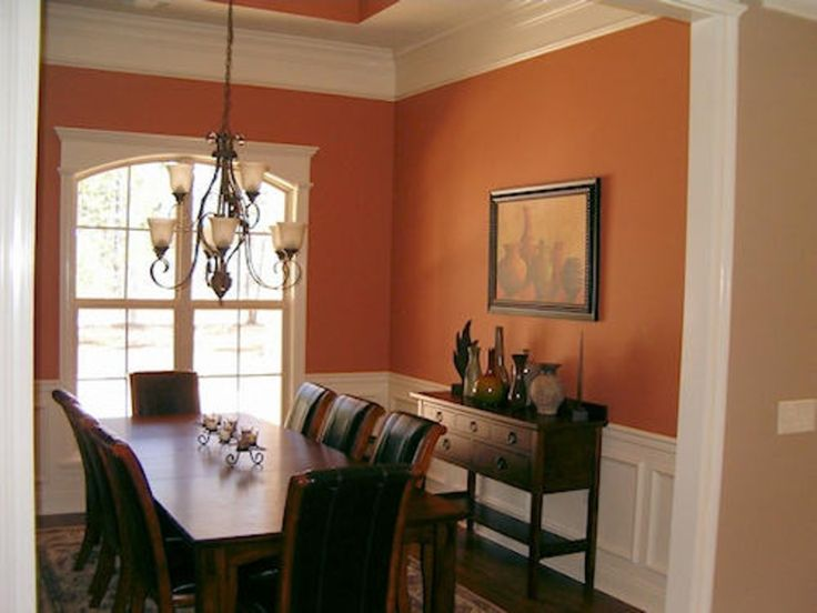I LOVE This Paint Color Dining Room