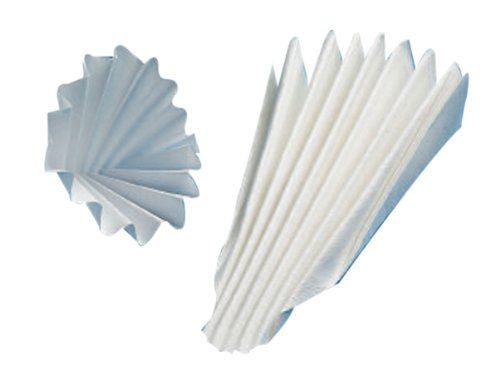 Ahlstrom 6018-3356 Eaton-Dike Filter Paper, 2.5 Micron, Medium Flow, Grade 601, 56cm Length x 33cm Width (Box of 100)