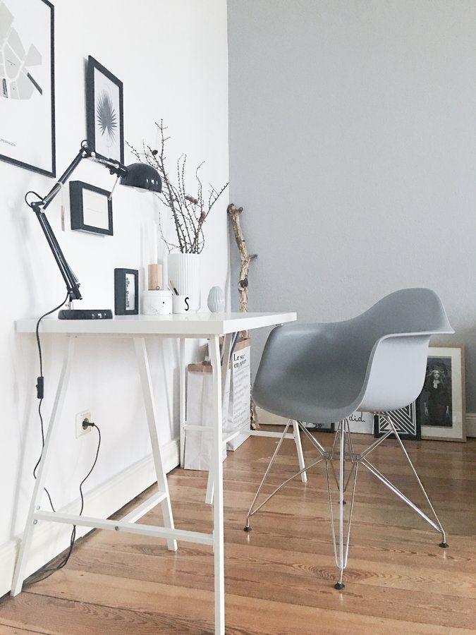 die besten 17 ideen zu arbeitsplatz auf pinterest b ros platz auf dem schreibtisch und. Black Bedroom Furniture Sets. Home Design Ideas