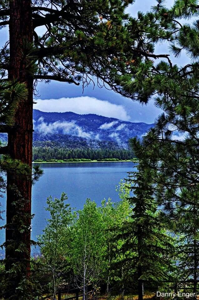 Big Bear Lake, California