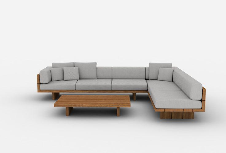Timber Sofa Ok Wood Pinterest Sofas