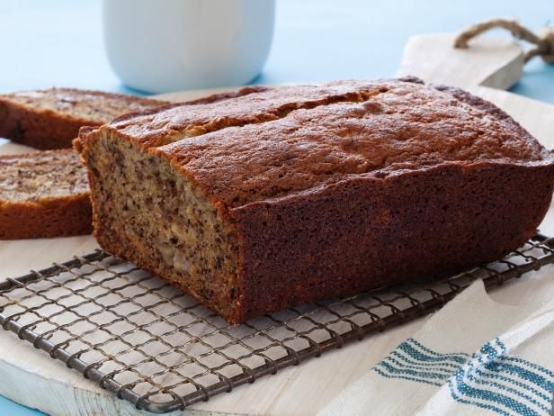 Recipe of the Day: Banana Walnut Bread         With over 400 top-rated reviews, this moist loaf studded with toasted walnuts is the only banana bread recipe you'll ever need.