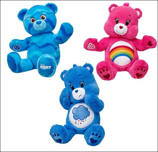 Enter AUGDEAL2 voucher code and get colourful collections of 2 Furry Friends at just £26 from Build-A-Bear.
