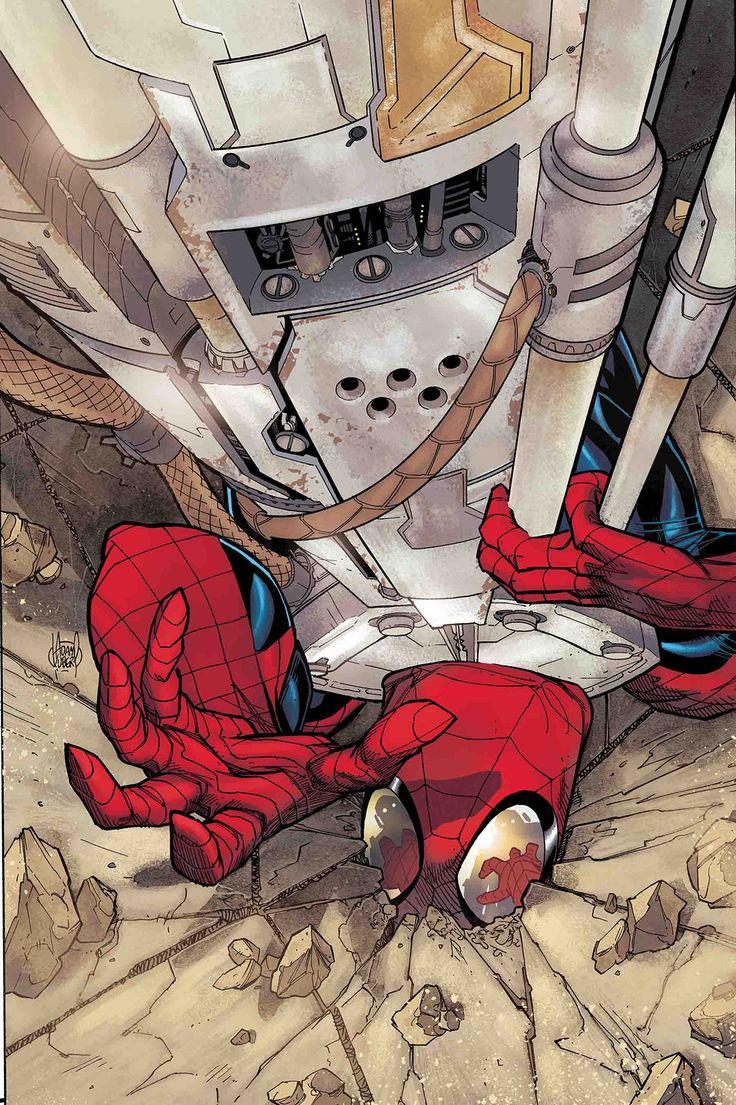PETER PARKER SPECTACULAR SPIDER-MAN #4Un villano clásico se ha reinventado a sí mismo, y no es un buen presagio para Spider-Man! ¿Y qué es J. JONAH JAMESON hasta ahora ?!