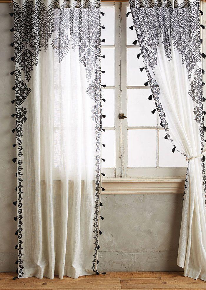 25 Best Ideas About Curtain Trim On Pinterest