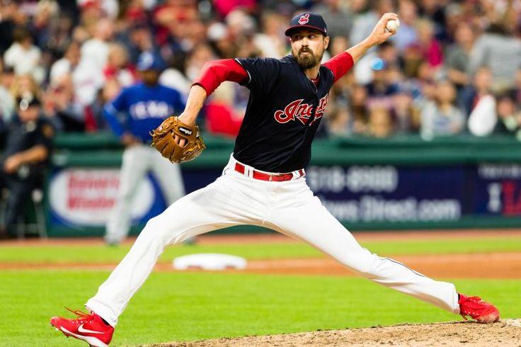 Cleveland Indians left-hander Andrew Miller