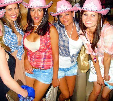girls Bachorlette fucking party