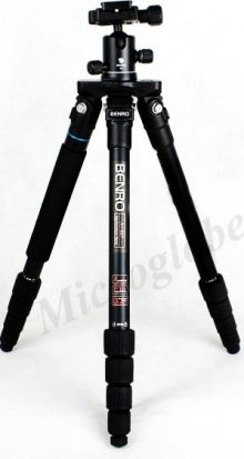 Benro A1192TB0 Flat Traveller II Aluminium #Tripod Kit is equipped with some good features which makes it a very good option, this tripod is ideal for #travelling and provides extra #stability in operations.