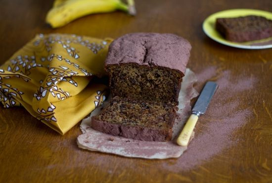 There is no better comfort food than a good slice of banana bread.  Try this delicious chocolatey twist on a classic.