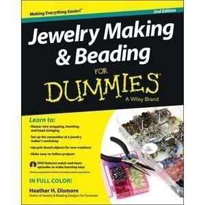 Jewelry Making Books and DVDs can provide you with the knowledge to get you started on your jewelry making adventures! They can help you learn how to use certai