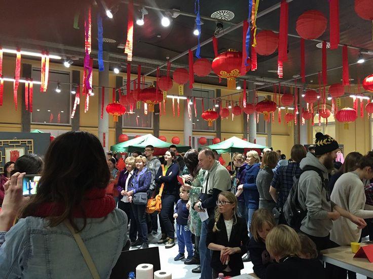 #Chiński Targ Nocny/ #Chinese Night Market, #ethnomuseum, #muzeum
