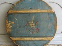Antique bread board - beautiful patina and color!