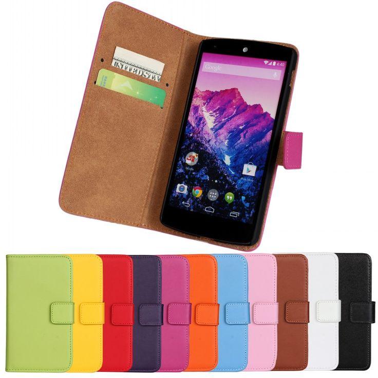 Back Cover Leather Case for LG Nexus 5 D820 D821 Flip Cover Coque Capa Fundas for LG Nexus 5 Etui Mobile Phone Cases Accessory #Affiliate