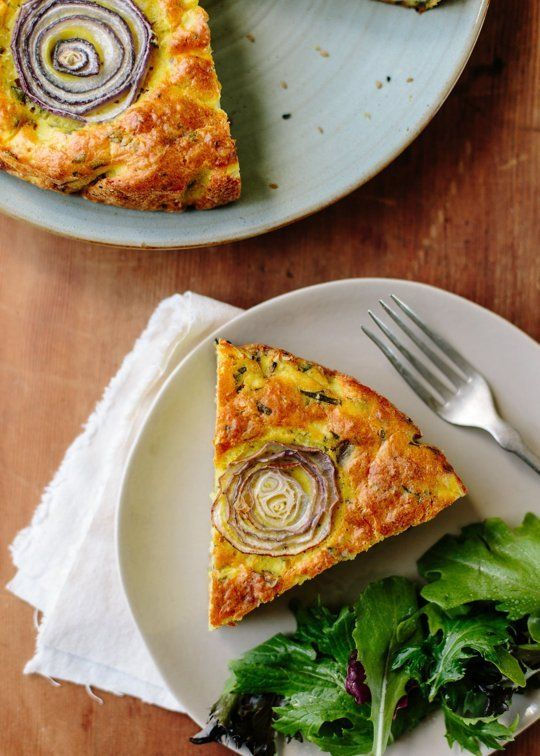Recipe: Yotam Ottolenghi's Cauliflower Cake — Recipes from The Kitchn | The Kitchn