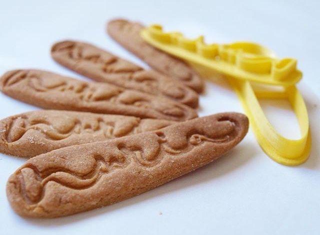 Molde para galletas: regalo personalizado para niños - Calimorfismos 3D