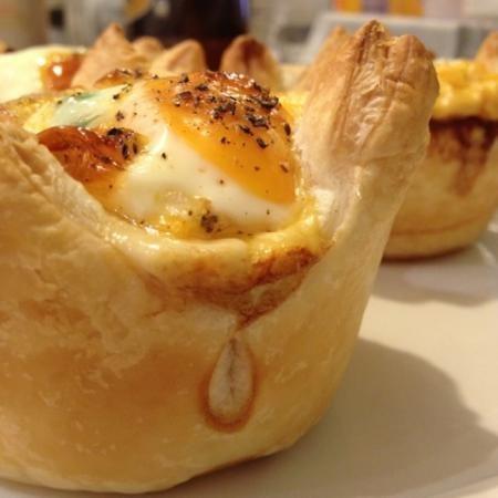 Student food blog: Mini-bacon and egg pies   Otago Daily Times Online News : Otago, South Island, New Zealand & International News