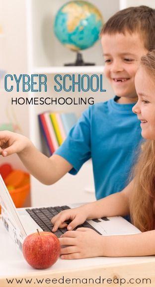 Cyber School Homeschooling