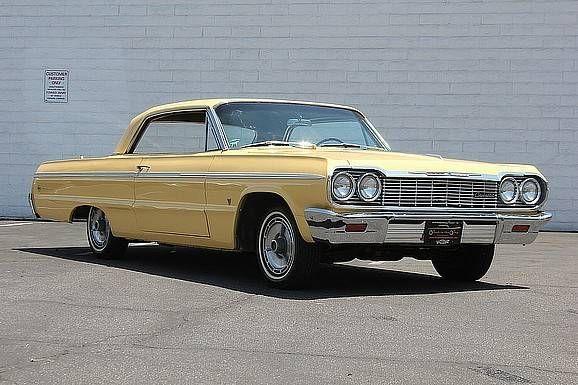 Nice Chevrolet 2017 - 1964 Chevrolet Impala for sale | Hemmings Motor News Check more at http://24cars.tk/my-desires/chevrolet-2017-1964-chevrolet-impala-for-sale-hemmings-motor-news/