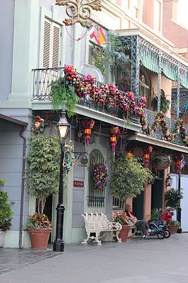 New Orleans--I have never visited the true South, and I know I am missing out on some culture and fine cuisine!  New Orleans has some of the richest to offer of both, and I know that no one has truly experience the U.S.A until a Mardi Gras in New Orleans!