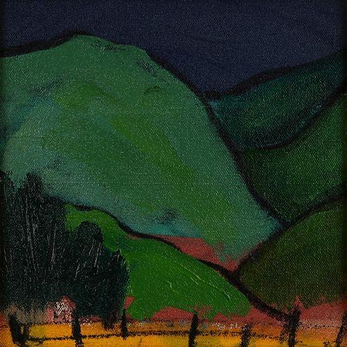 Landscape oil painting 07-076