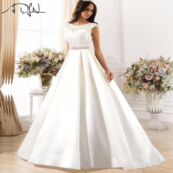 773 best Wedding Dresses images on Pinterest | Short wedding gowns ...