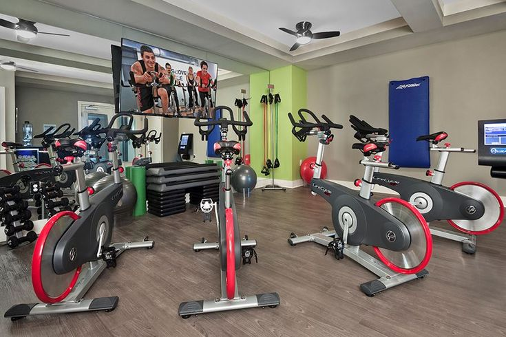Best Fitness Theater With Virtual Trainer Spin Bikes Steps 400 x 300