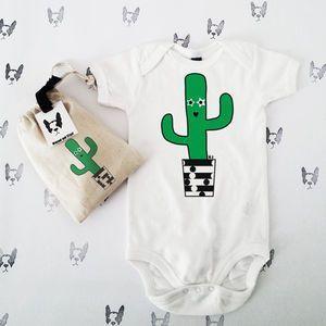 Cactus Babygrow - boho clothing | Cactus Decor | Pinterest | Boho clothing, Cacti and Cactus decor