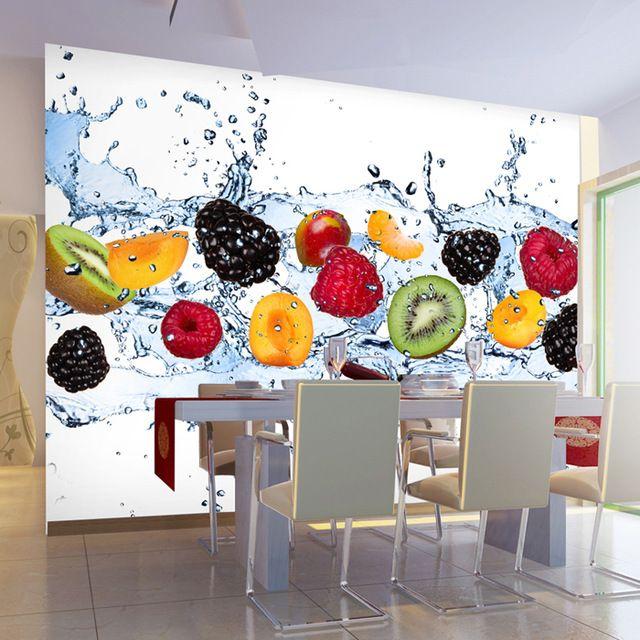 Las 25 mejores ideas sobre pantallas de frutas en for Papel para tapizar paredes
